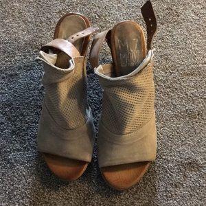 Miz mooz wedge heels